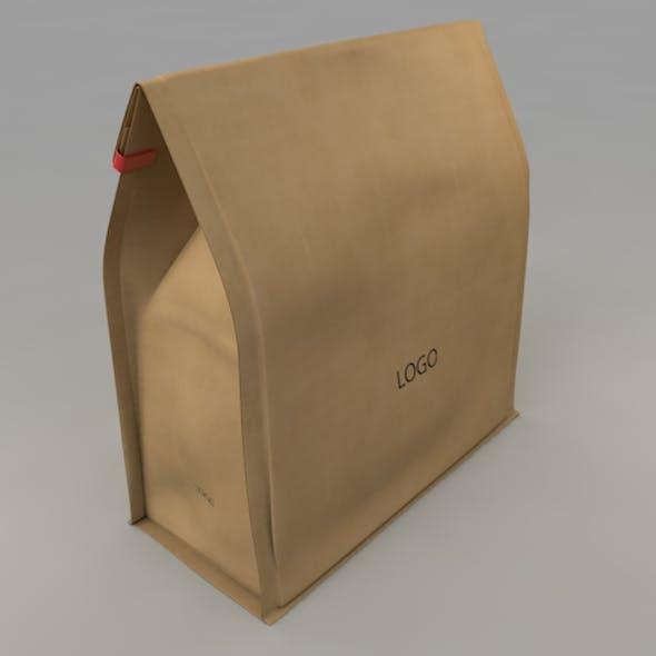 3D Paper Bag