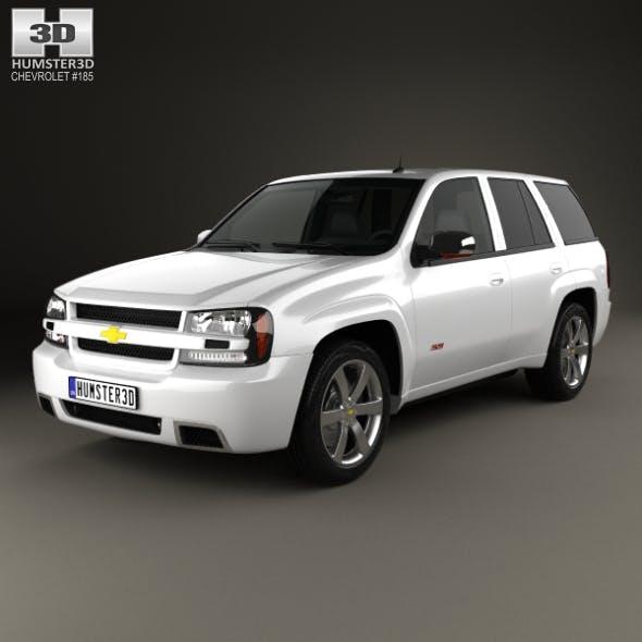 Chevrolet TrailBlazer SS 2002