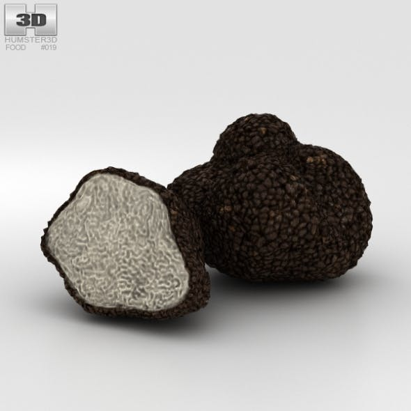 Truffle - 3DOcean Item for Sale