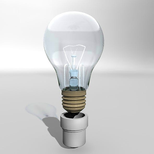 simple spherical lamp