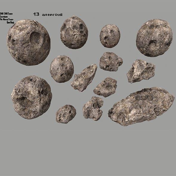 asteroid set