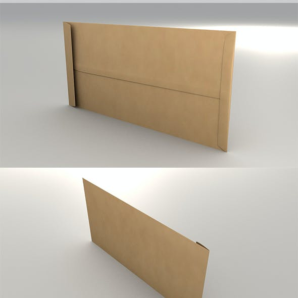 3D Envelope (Size DL Pocket)