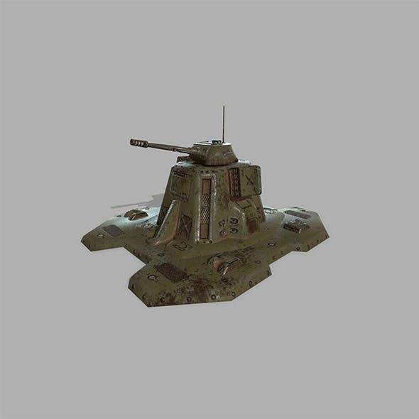 Missile _Turret. - 3DOcean Item for Sale