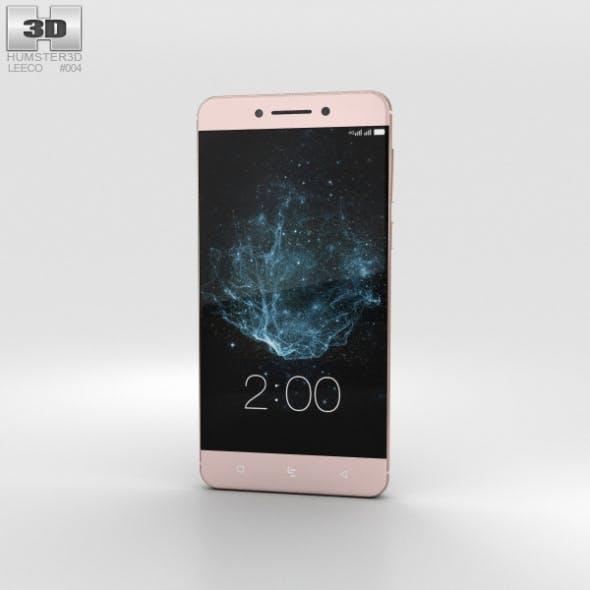 LeEco Le Pro 3 Rose Gold - 3DOcean Item for Sale