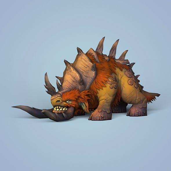 Fantasy Monster Animal - 3DOcean Item for Sale