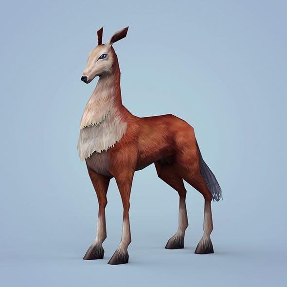 Fantasy Beautiful Deer