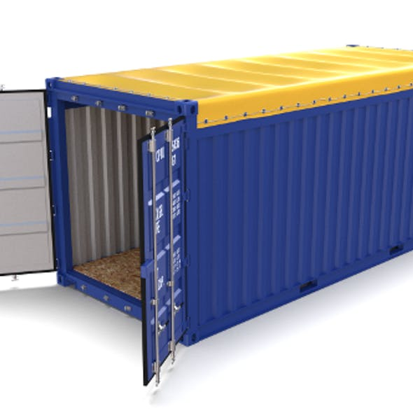 20ft Shipping Container Open Top