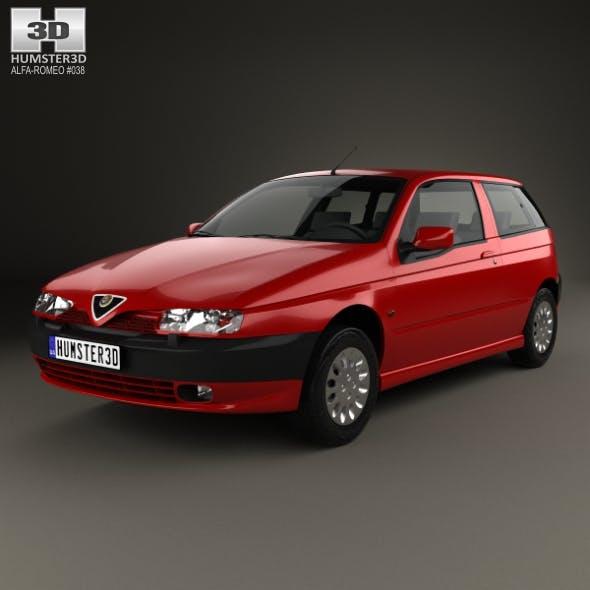 Alfa Romeo 145 1994 - 3DOcean Item for Sale