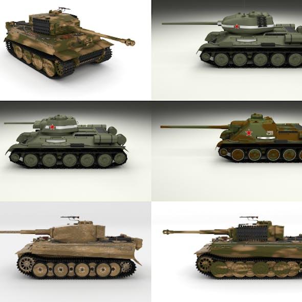 Eastern Front Armor Pack v2