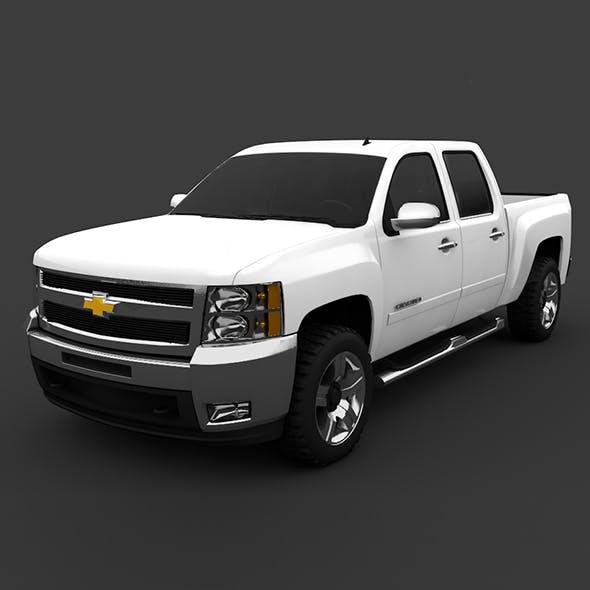 Chevrolet silverado 1500 z71