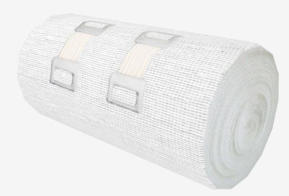 Elastic Bandage Clips - 3DOcean Item for Sale