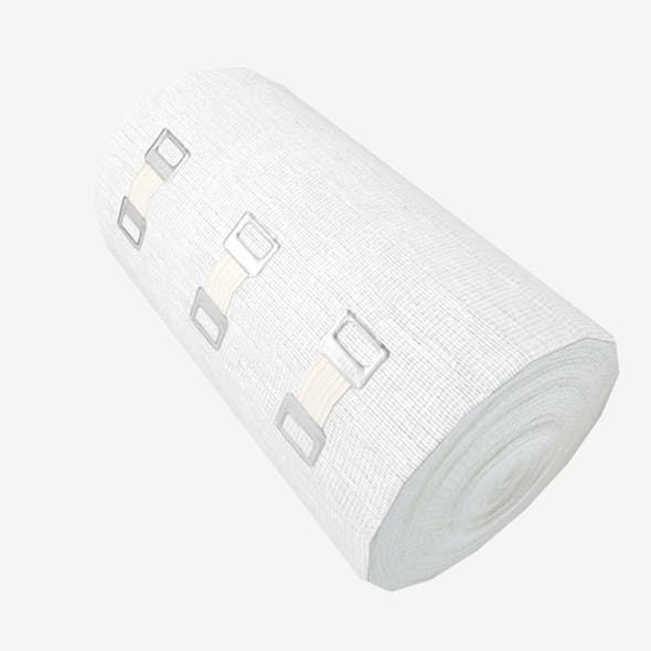 Elastic Bandage Clips Big