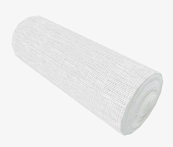 Gauze Bandage Roll - 3DOcean Item for Sale