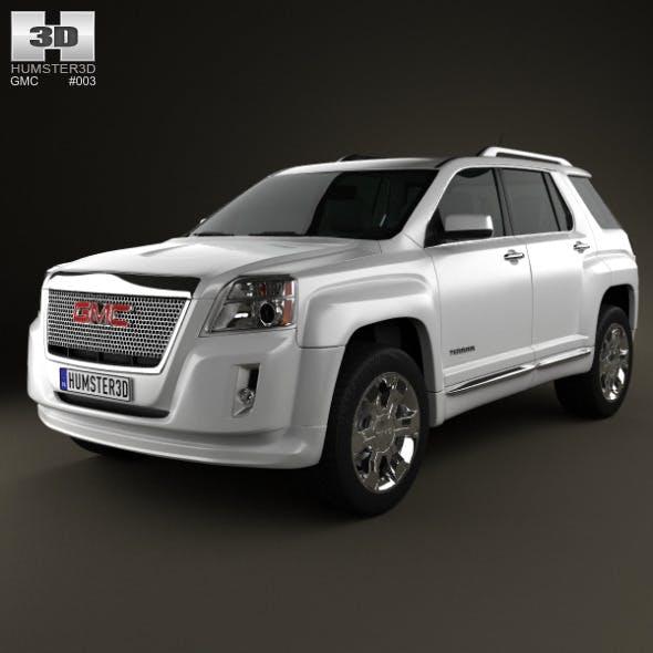 GMC Terrain 2010  - 3DOcean Item for Sale