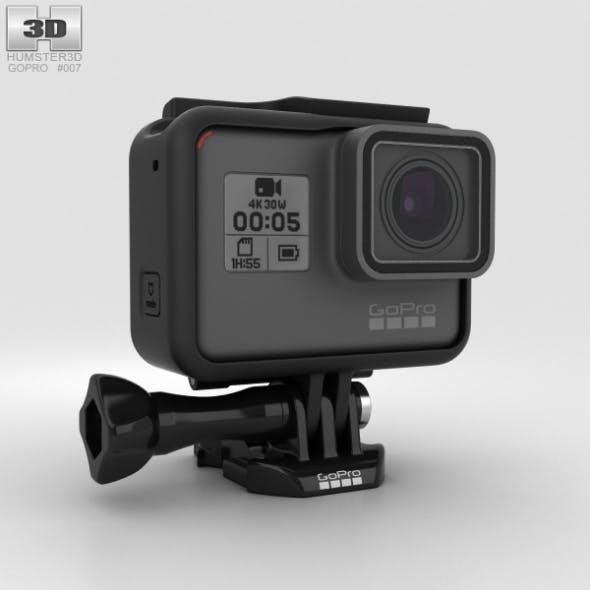 GoPro HERO5 - 3DOcean Item for Sale
