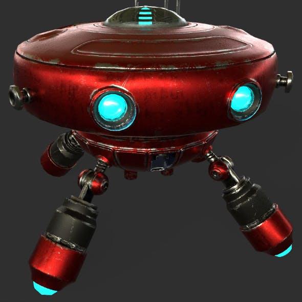 Robot BOC662