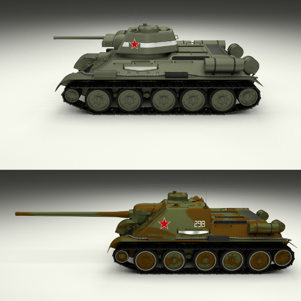 USSR Armor Pack