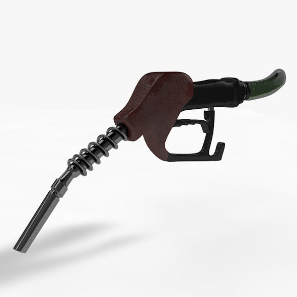 Petrol Pump Low Poly - 3DOcean Item for Sale