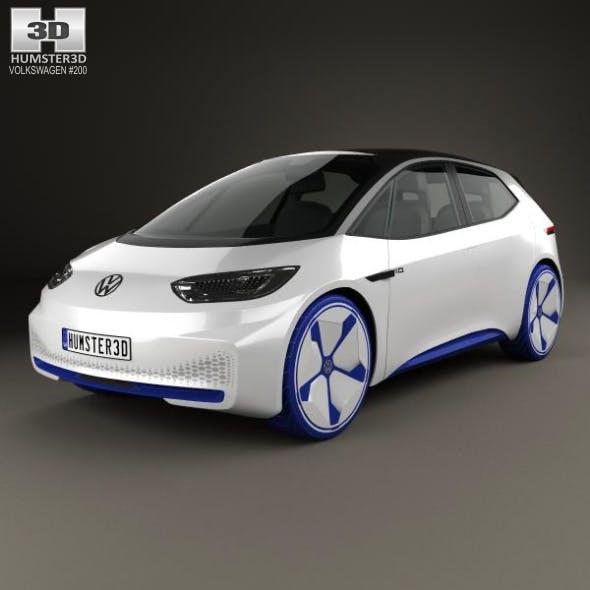 Volkswagen ID 2016 - 3DOcean Item for Sale