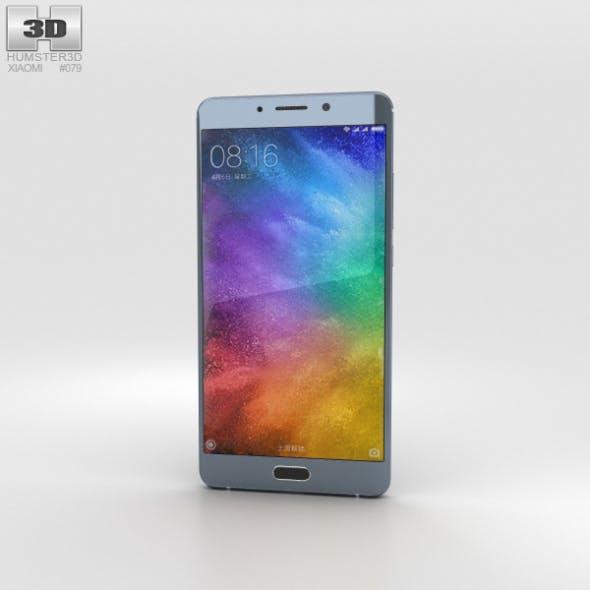 Xiaomi Mi Note 2 Silver - 3DOcean Item for Sale