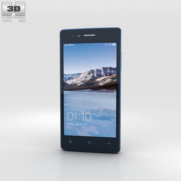 Oppo Neo 5 Blue