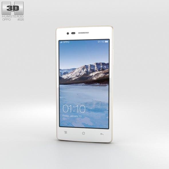 Oppo Neo 5 White - 3DOcean Item for Sale