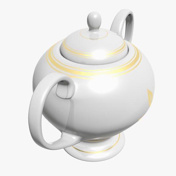 Sugar Bowl - 3DOcean Item for Sale