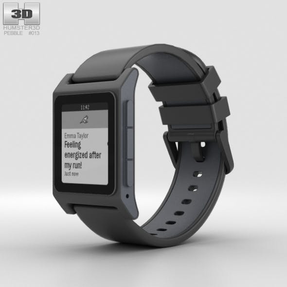 Pebble 2 Black
