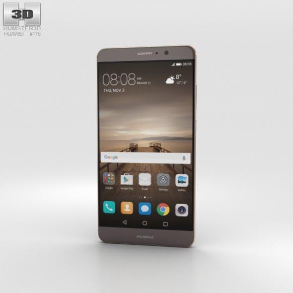 Huawei Mate 9 Mocha Brown - 3DOcean Item for Sale