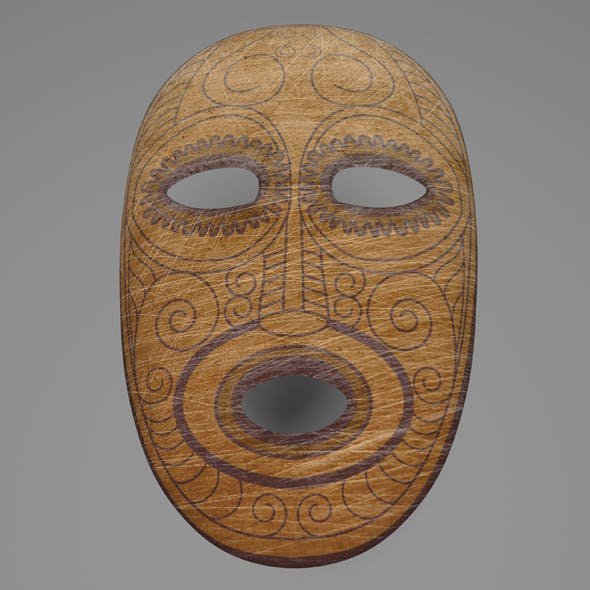 ancient mask