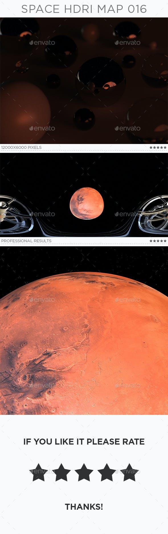 Space HDRi Map 016 - 3DOcean Item for Sale