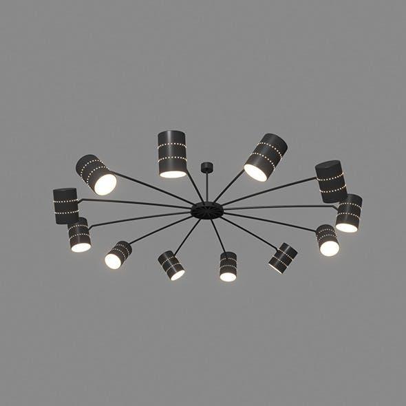 Candelier Modern - 3DOcean Item for Sale