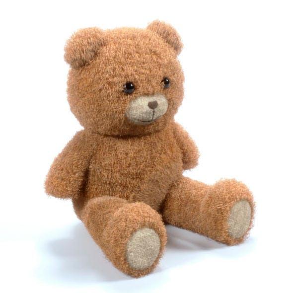Teddy Bear - 3DOcean Item for Sale