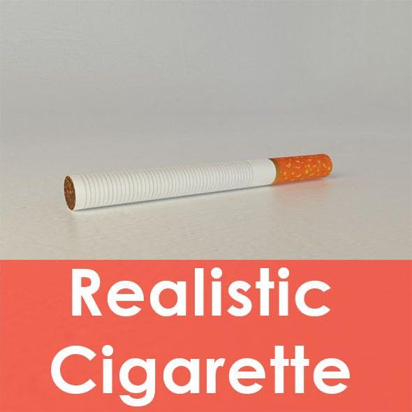 Realistic Cigarette