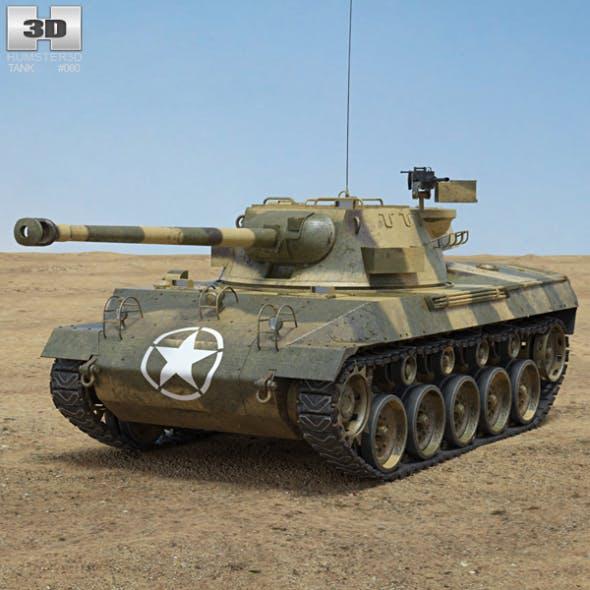 M18 Hellcat - 3DOcean Item for Sale
