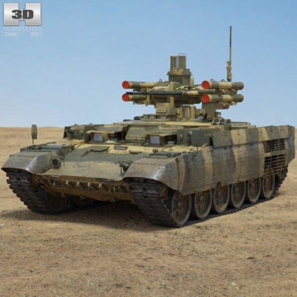 BMPT Terminator - 3DOcean Item for Sale