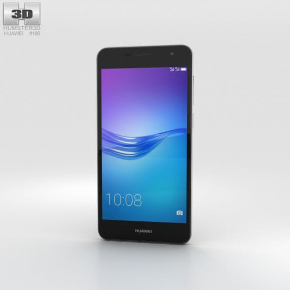 Huawei Enjoy 6 Gray - 3DOcean Item for Sale