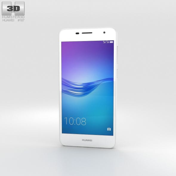 Huawei Enjoy 6 White