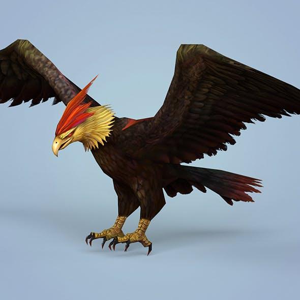 Fantasy Eagle - 3DOcean Item for Sale
