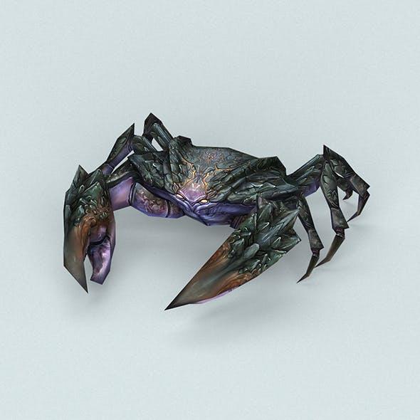 Fantasy Monster Crab - 3DOcean Item for Sale