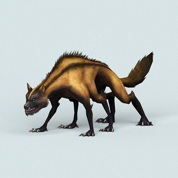 Monster Hyena