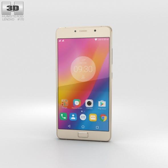 Lenovo P2 Gold - 3DOcean Item for Sale