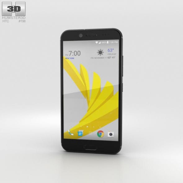 HTC Bolt Black - 3DOcean Item for Sale