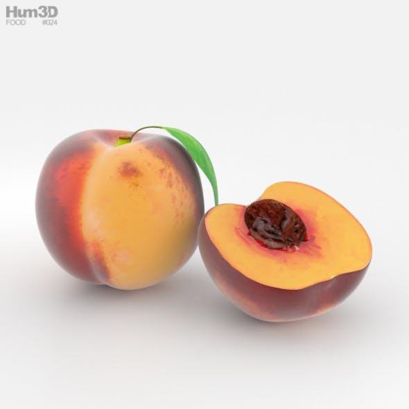 Peach - 3DOcean Item for Sale