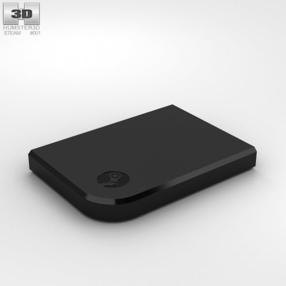 Steam Link - 3DOcean Item for Sale