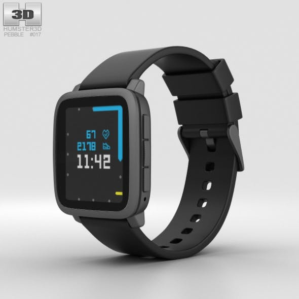 Pebble Time 2 Black