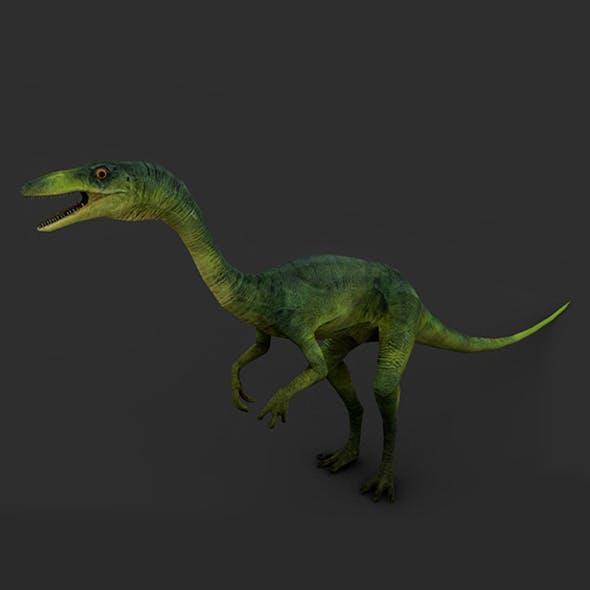 Compy 3D Model