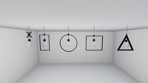 math lamp - 3DOcean Item for Sale