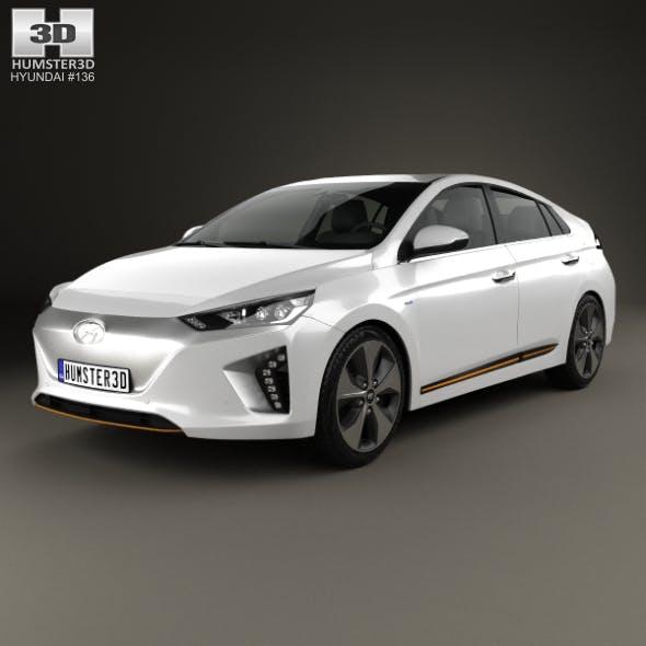 Hyundai Ioniq Electric 2016 - 3DOcean Item for Sale