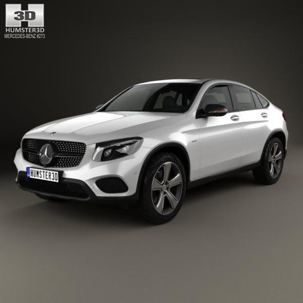 Mercedes-Benz GLC-Class (C253) Coupe 2016